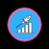 Be More Viral Logo mini